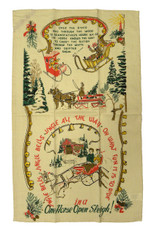 Moda Jingle All the Way Christmas Cotton Dish Towel
