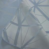 Sebastien & Groome Frost Blue Jacquard Cotton Tablecloth