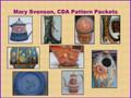 Pattern Packets - Mary Svenson, CDA