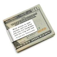 yiddish money clip