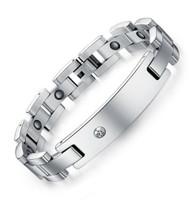 Magnetic ID Bracelet
