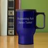 engraved travel mug