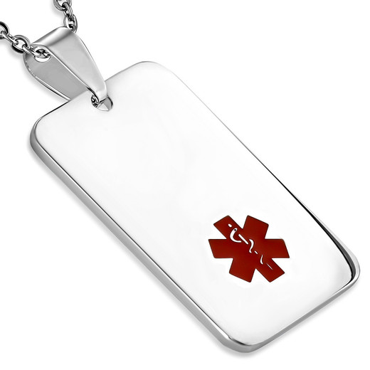 Medical ID tag