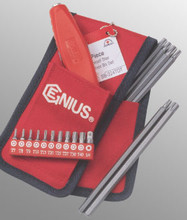 Genius Tools Tamperproof Star Screwdriver Bit Set 24 Pc SB-224TOT