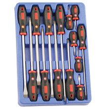 Genius Tools Screwdriver Set 14 Pc MS-014