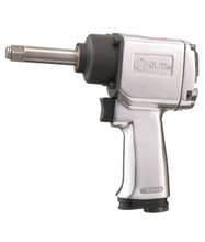"""Genius Tools 1/2"""" Drive 400 Ft-Lbs / 542 Nm Long Anvil Lightweight Impact Wrench 400402"""