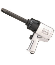 """Genius Tools 1"""" Drive 1100 Ft-Lbs Air Impact Wrench 801206"""
