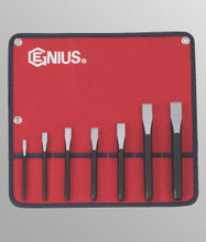 Genius Tools Flat Chisels 7 Pcs Set PC-567F