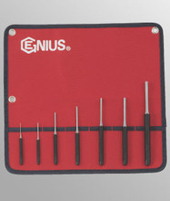 Genius Tools SAE Pin Punch 7 Pcs Set PC-577SP