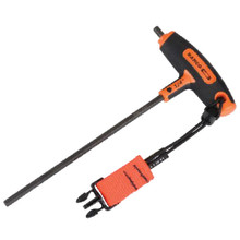 Bahco Tools SAE / Metric Tools @ Height T-Handle Hex Drivers 10 Sizes Available