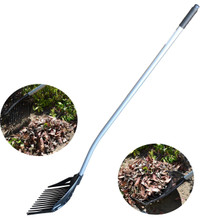 MLTOOLS® Rake, Shovel and Sieve 3-in-1 Garden Tool R8279