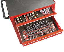 Ernst Manufacturing Tools 126-piece Complete Tool Organizing System: 8380