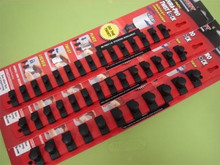 "Ernst Manufacturing Tools 3-Piece 13"" RED Twist Lock Socket Organizer Set 84-141516"