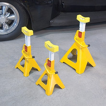 Ernst Manufacturing Jack Stand Covers - 4 Pack Yellow: 964