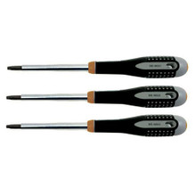 Bahco Tools Ergo® Robertson® Screwdriver Set 3-Pcs BE-9913