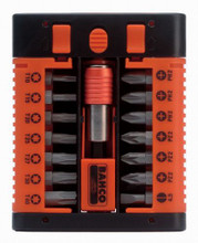Bahco Tools Bit Magazine 15 Pc SB-59/S15-2