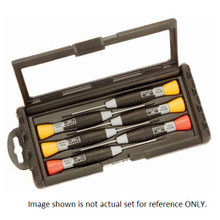 Bahco Tools Precision Screwdriver Set 6-Pcs 706-3