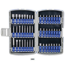 Williams Tools Bits Set 72-Pcs 24900