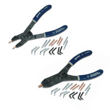 Williams Tools USA Retaining Ring Pliers 18-Pcs Set PL-1600C