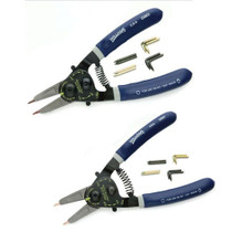 Williams Tools USA Convertible Retaining Ring Pliers Set 23092