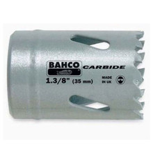 Bahco Tools Carbide - Tipped Holesaw 55 Sizes Available