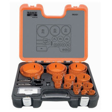 Bahco Tools Holesaw Set 21-Pcs 862021