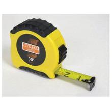 Bahco Tools 1 Inch x 30 Feet Tape Measure 850002