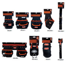 Bahco Tools Tool Pouches and Belts 9 Sizes Available
