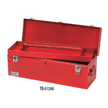 "Williams Tools 26"" Flat Top ToolBox TB-6124A"