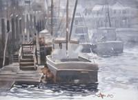 Harbor Mist, Noyo Harbor