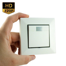 LawMate Wall Switch Hidden Camera