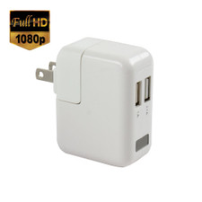 1080P HD USB Wall Charger Hidden Camera