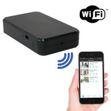 1080P HD WiFi Internet Streaming Pro Grade Mini Black Box Hidden Camera
