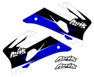 Yamaha MJR Series Non Custom Shroud Decals