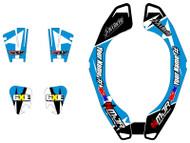 MJR Series Custom Atlas Brace Decal Kit