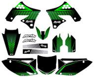 Kawasaki Baja V3 Graphics