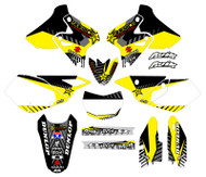 Suzuki VK Series Custom Graphics