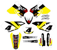 Suzuki MJR Series Custom Graphics