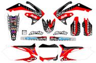 Honda VK Series Graphic Kit