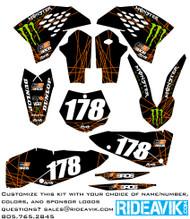 KTM VK Rise Custom GK and Backgrounds