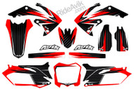 Honda Balt Series Non Custom Graphic Kit