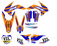 KTM Lineage Series Custom Kit