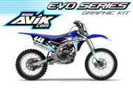 Yamaha Evo Series Custom Graphic Kit