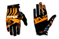 Envy Strap On Glove- Orange/Black