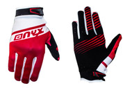 Genesis Strap On Glove- Red/White