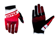 Genesis Slip On Glove- Red/White