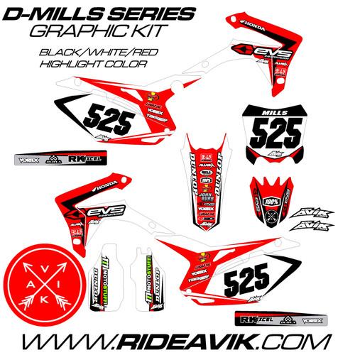 customized with sponsor logos