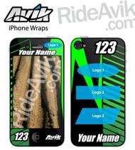 Baja V3 iPhone wrap
