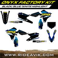 Yamaha Onyx Factory Custom Graphic Kit