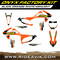 KTM Onyx Factory Series Custom Graphic Kit